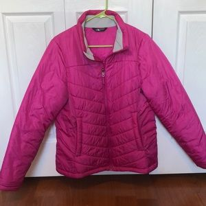 North Face puffy winter jacket